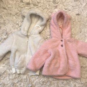 Baby Fur Coat
